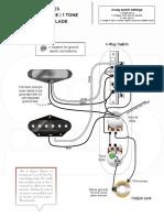 Tele 4 Way Diagram