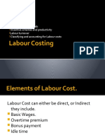 Labour Costing