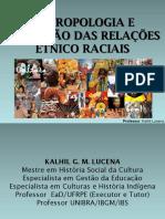 (2) Estética - Antropologia e Educação Das Relações Étnico Raciais (SLIDES 2) (1)