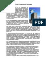 HISTORIA DE LA MONEDA DE GUATEMALA.docx
