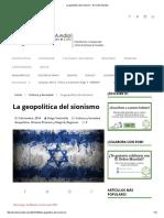 La Geopolítica Del Sionismo - El Orden Mundial