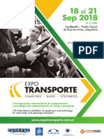 Expo Transporte 2018