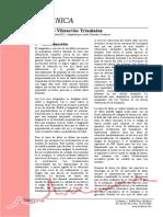 Datos de Vibración Triaxiales (Predycsa)