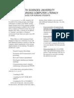 Comp Self Assessment