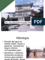 Capitulo 2, Hidrologia