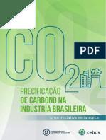 CEBDS PrecificacaoCarbono Portugues