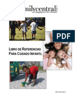Family Central Broward Child Care Handbook - Portuguese