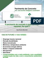 Pav Concreto Ricardo Moschetti