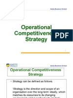 1 Competitiveness Strategy