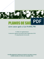 Planos_de_Saude - Nove Anos Após a Lei 9656-98