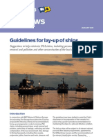 Guidelines for Lay-up of Ships (January 2009)