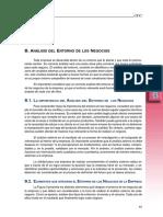 3.- Fact. a Considerara en El Análsis Del Entorno de Los Negocios Internacionales