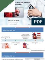 Infarto Agudo Al Miocardio Con Elevacion Del Segmento ST