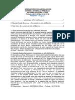 Informe Uruguay 23-2018