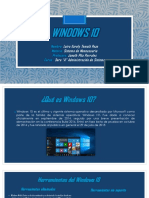 Windows 10 de Monousuario