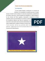 Album Sobre Partidos Políticos de Honduras