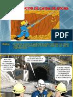 Capacitacion Prevencion de Caida de Rocas 2011