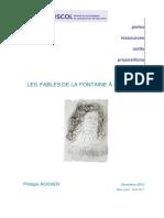 Les Fables de La Fontaine a l Ecole 800714