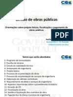 Treinamento Obras Publicas