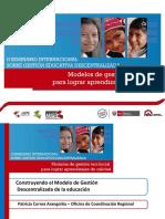 Exposicion Jefa Ocr Patricia Correa