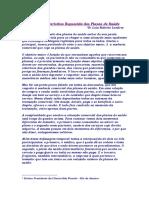 DD4- Uma Caracterstica Esquecida Dos Planos de Saúde