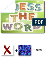 Advanced Spredsheet