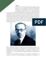 José Maria Velasco Ibarra
