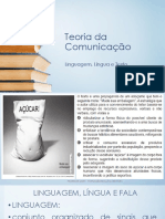 Portugues Aula1 Linguagem e Texto