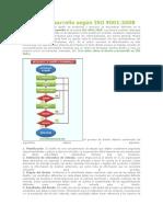 Diseño y Desarrollo Según ISO 9001