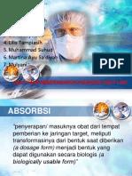 Obat Yg Mpengaruhi Absorbsi