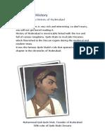 Hyderabad History