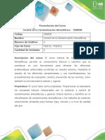 Protocolo Calidad Del Aire - Manual Diseño