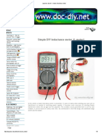 RAB Inductance Meter Www.doc-diy