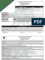 Reporte Proyecto Formativo - 1575668 - Diseño y Construcción de Software a La Medida Para El Sector Agroindustrial en Los Municipios de Influencia Del Cide (2)