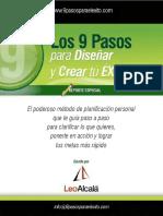 Los 9 Pasos para Diseñar tu exito.pdf