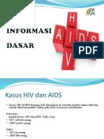 Informasi Dasar Hiv Dan Aids