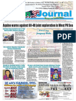 ASIAN JOURNAL August 3, 2018 edition