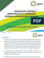 Corrosion Interna - Exposicion Cip