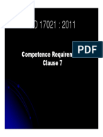 Iso 17021 Competence Qms _ Cl 7