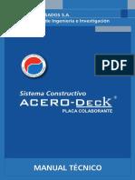 Manual Tecnico Acero Deck