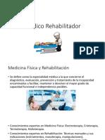 Médico Rehabilitador Cardio