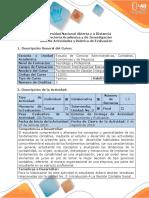Guía Actividades y Rúbrica Evaluación Tarea 4 Adquirir Información de La Unidad N 3 Fundamentos Contables.