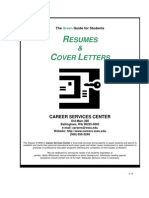 Resume Creator Guide