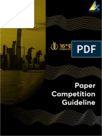 16th Economix Paper Guideline