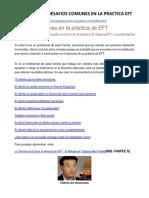 06e. Desafios Comunes en La Practica Eft