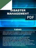 Disaster Management (1)