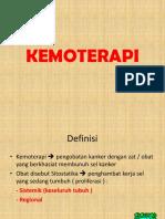 6. KEMOTERAPI