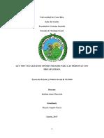 Trabajo Escrito Maye Proyecto de Ley 7600