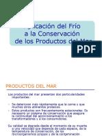 Productos del Mar Conservacion Por Frio