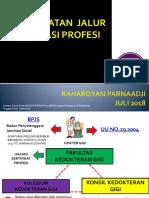 Kuliah Peranan PDGI 2015